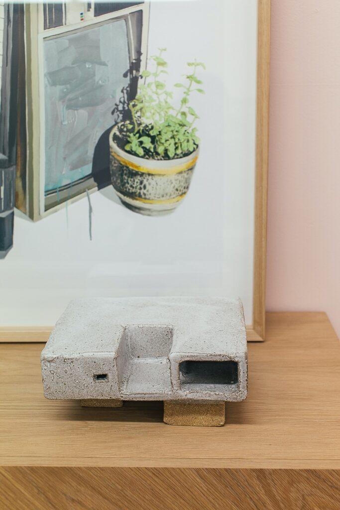 Skab et rustikt look med fundablokke