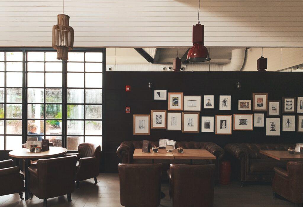 Matisse plakater passer ind i den moderne stue